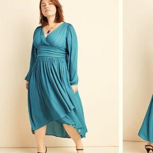 Anthropologie NWT Gwendolyn Maxi Dress Size 20W.